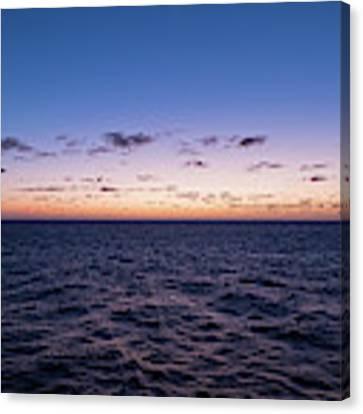 Twilight At Sea II Canvas Print by William Dickman