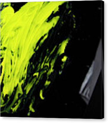 Yellow, No.2 Canvas Print by Eric Christopher Jackson