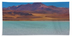 Atacama Salt Lake Hand Towel