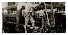 Child Laborers Hand Towel