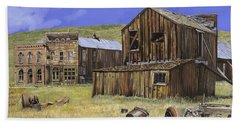 Bodie California Hand Towels