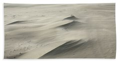 Mooving Dunes In The Slowinski Bath Towel