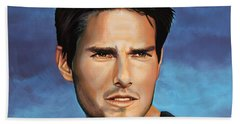 Tom Cruise Hand Towel
