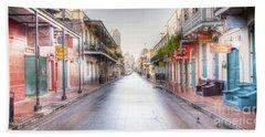 0269 Bourbon Street - New Orleans Bath Towel