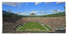 0539 Lambeau Field Bath Towel