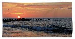 0581 Maui Sunset 2 Bath Towel