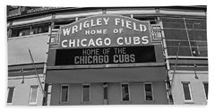 0600 Wrigley Field Bath Towel