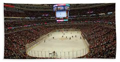 0616 The United Center - Chicago Hand Towel