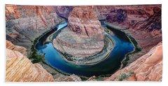 0725 Horseshoe Bend - Arizona Bath Towel