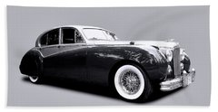 1953 Jaguar Mk Vii  Bath Towel