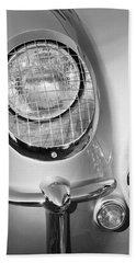 1954 Chevrolet Corvette Headlight Hand Towel