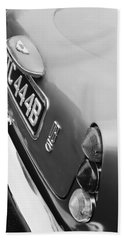 1964 Aston Martin Db5 Coupe' Taillight Hand Towel