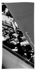 1965 Aston Martin Db5 Coupe Rhd Engine Hand Towel