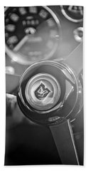 1965 Aston Martin Db5 Coupe Rhd Steering Wheel Hand Towel