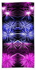 Abstract 135 Hand Towel