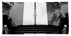 Ac Shelby Cobra Grille - Hood Emblem Bath Towel