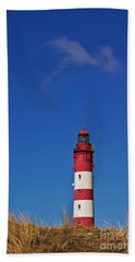 Amrum Lighthouse Hand Towel