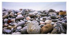 Beach Pebbles Hand Towel