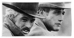 Butch Cassidy And The Sundance Kid Hand Towel
