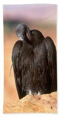 California Condor Hand Towel