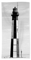 Cape Henry Lighthouse  Bath Towel