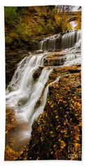 Cascadilla Gorge Bath Towel