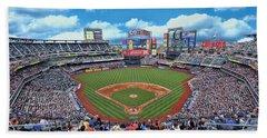 Citi Field 2 - Home Of The N Y Mets Bath Towel