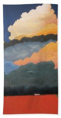 Cloud Rising Bath Towel