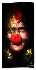 Clown Hand Towel