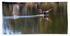 Cormorant Landing Bath Towel