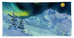 Denali Night Bath Towel