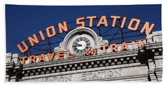 Denver - Union Station Hand Towel