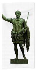 Emperor Caesar Augustus Hand Towel