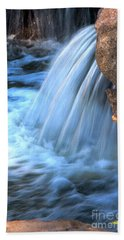 First Light Bath Towel by Deb Halloran