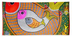 Fishes Hand Towel