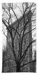 Flat Iron Tree Bath Towel