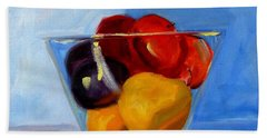 Fruit Bowl Hand Towel