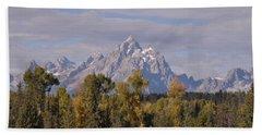Grand Teton Hand Towel