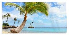 Hawaiian Paradise Bath Towel
