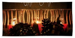 Holiday Glow Bath Towel