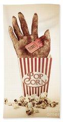 Horror Movie Hand Towel