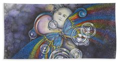 Into The Cosmos Hand Towel