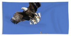 King Of The Sky 4 Hand Towel