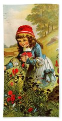 Little Red Riding Hood Hand Towel