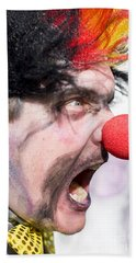 Madness The Clown Hand Towel