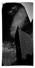 Monolith Hand Towel by Mark Alder