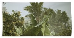 Monsoon Rains In Sri Lanka Hand Towel