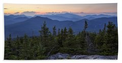 Mount Chocorua Scenic Area - Albany New Hampshire Usa Bath Towel