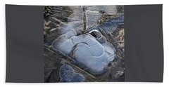 Nature Abstraction Hand Towel