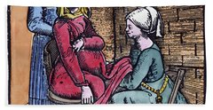 Obstetrical Chair, 1513 Hand Towel
